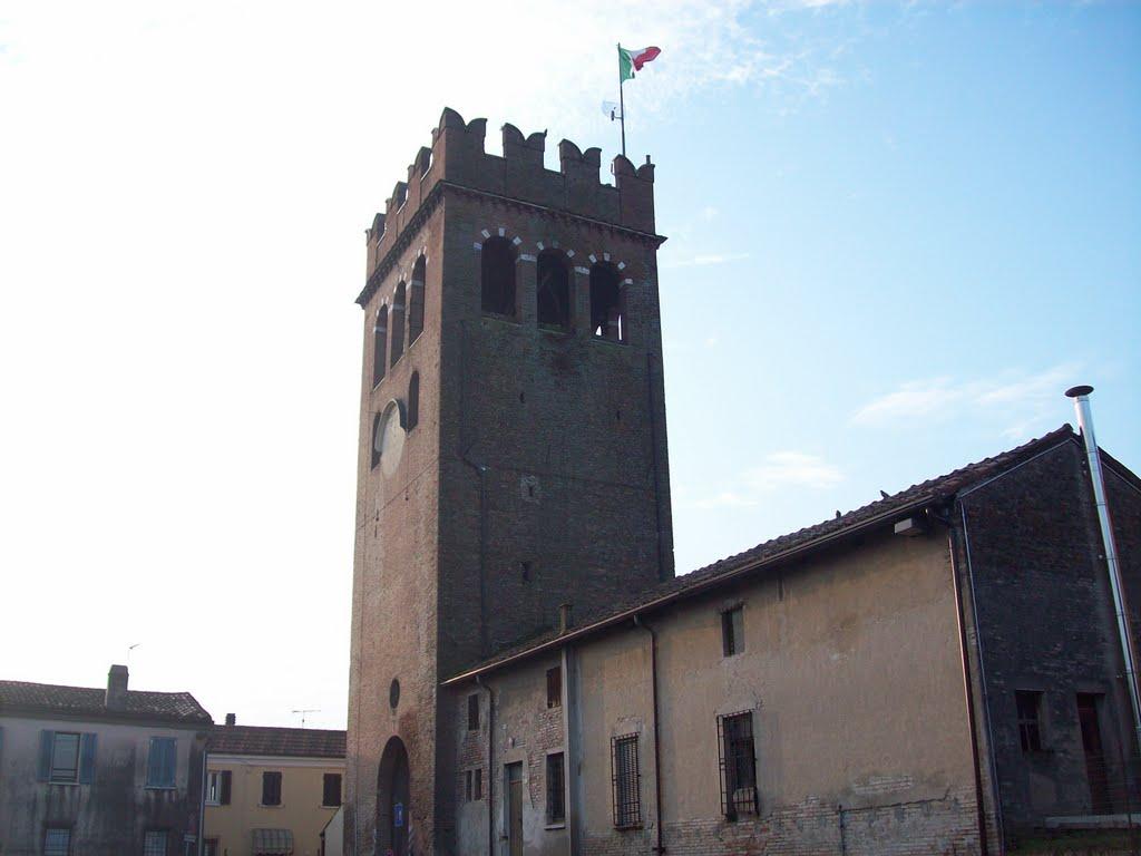 Contributi per investimenti relativi alla Torre civica di Castellucchio – Bando 7.6.01 Paesaggio rurale