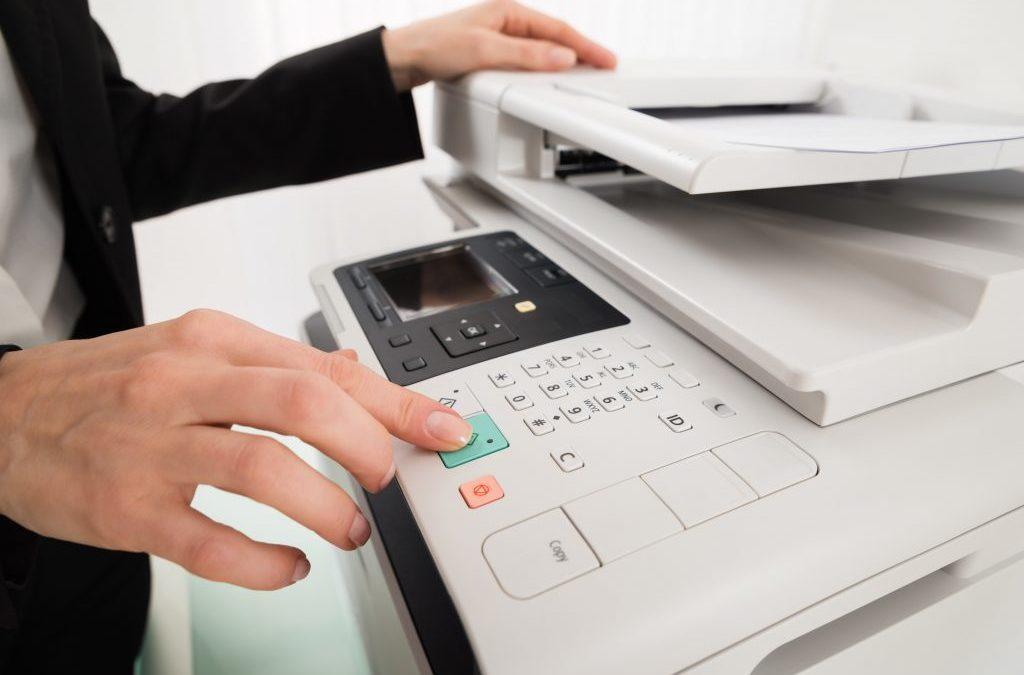 Avviso di selezione per acquisto stampante